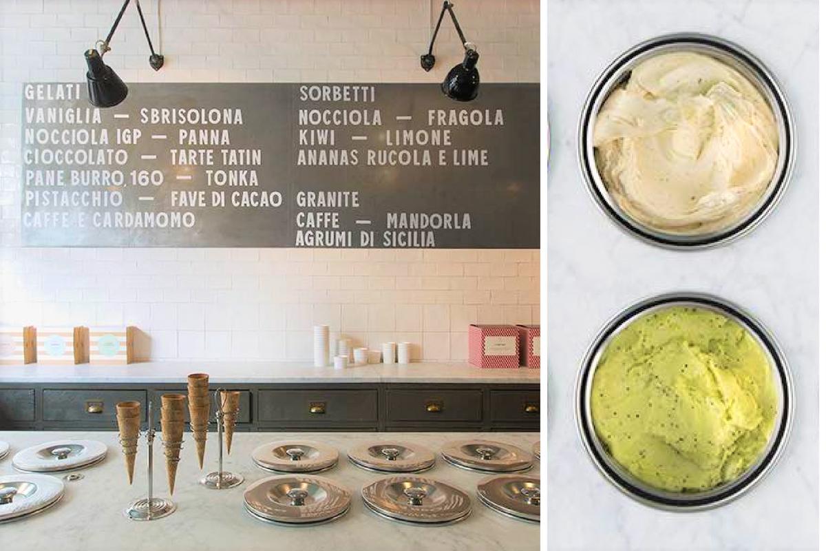 Pavé - gelaterie buone a Milano
