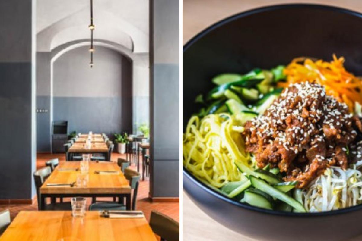 4 asian restaurants in Milan - GAM korean