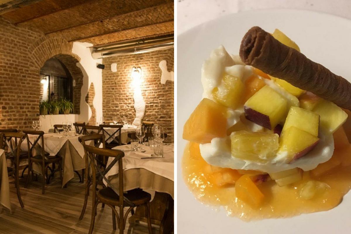Dove mangiare sui Navigli - Bacaro collage
