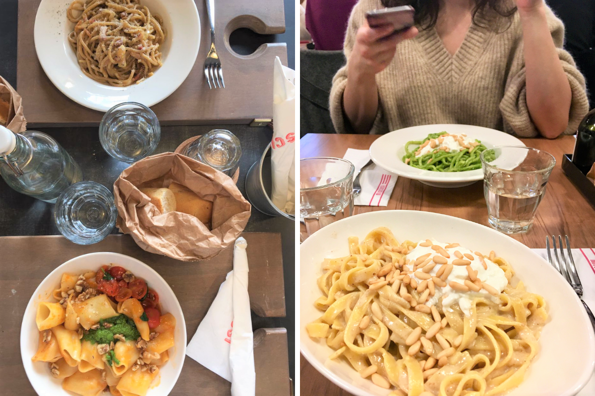 A pranzo da MiScusi, ristorante di pasta fresca a Milano (3)