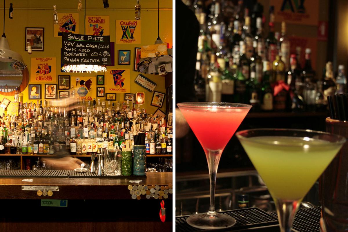 Dove bere a Milano - Lacerba