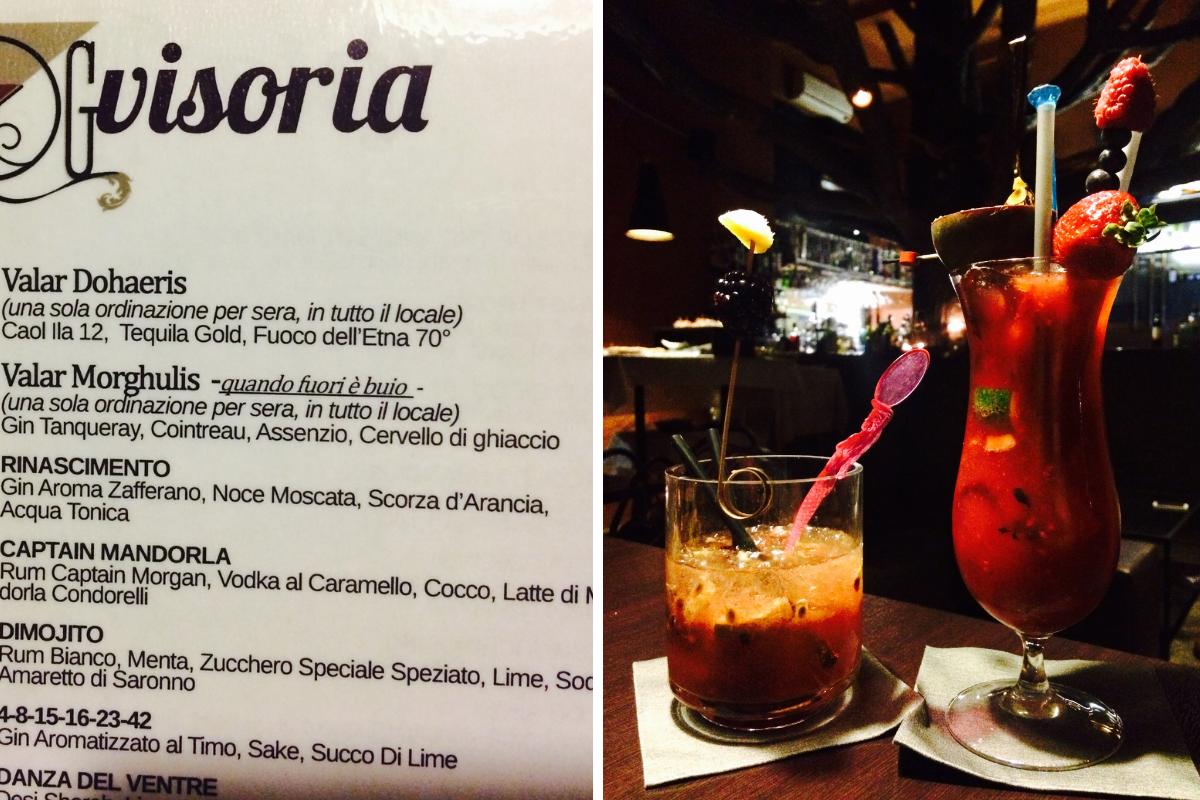 Dove bere a Milano - Prog