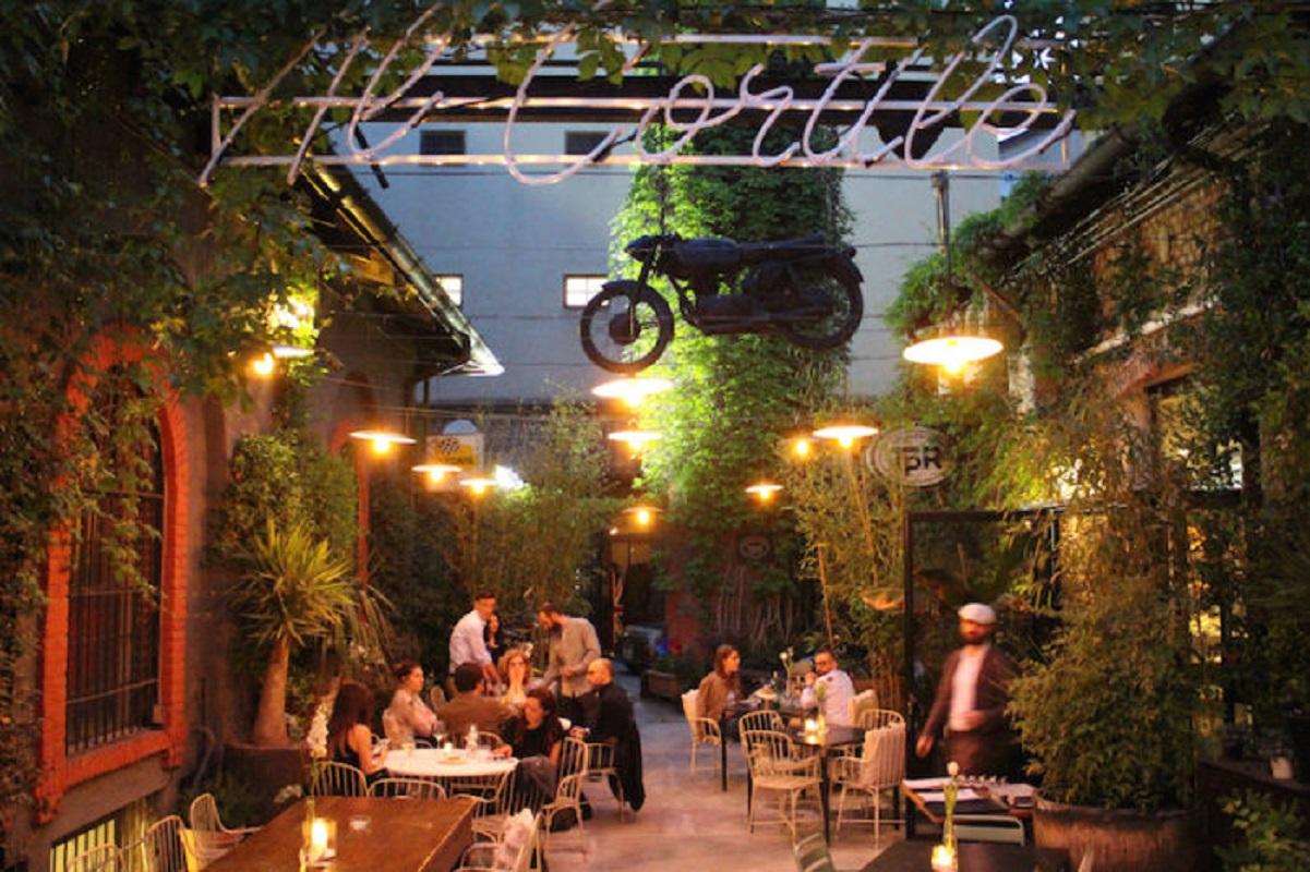 Dove bere e fare aperitivo in zona Bocconi - Al Cortile