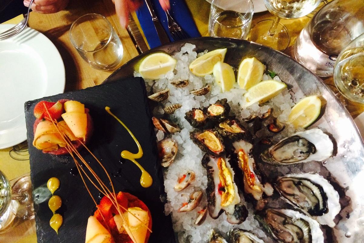 Mangiare a Isola Milano - Trattoria il Marinaio