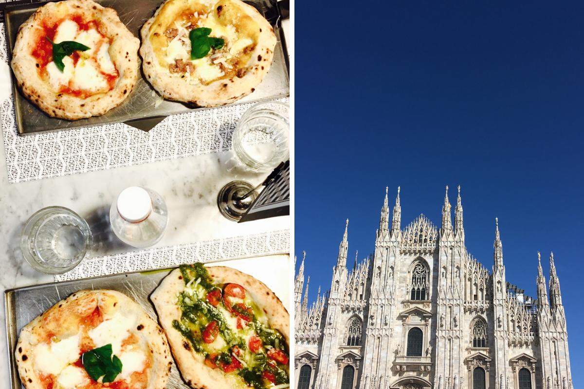Dove mangiare in Duomo a Milano - Briscola pizza society