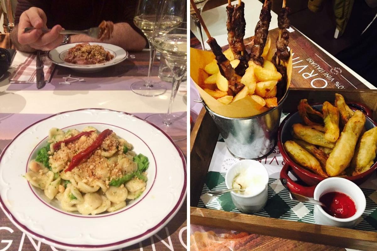 Dove mangiare in Duomo a Milano - Signorvino