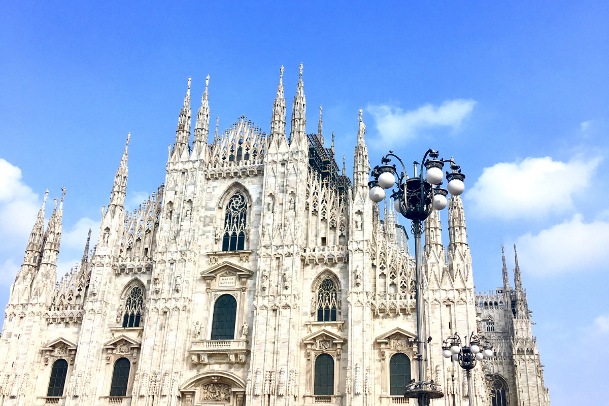 Dove mangiare in Duomo a Milano - dom