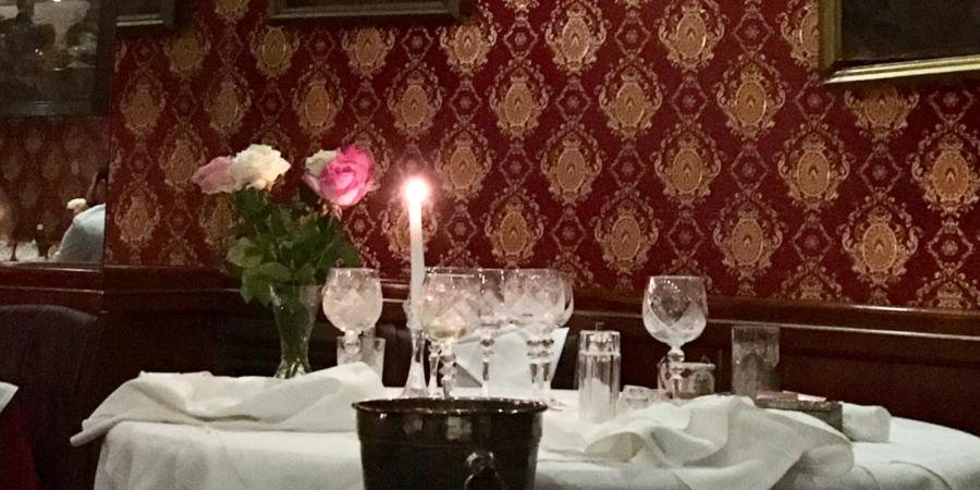 Ristoranti cena a lume di candela Milano Podkova