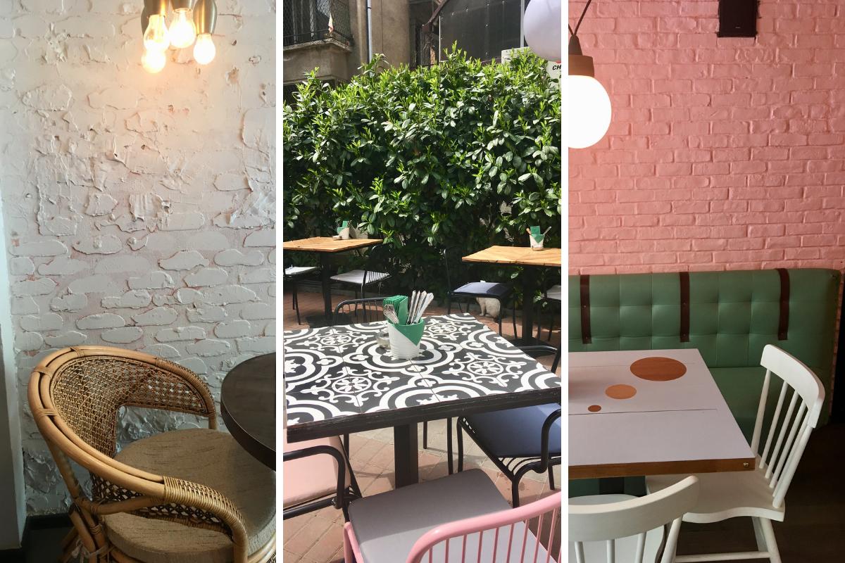 Dove mangiare a Sofia - Boho