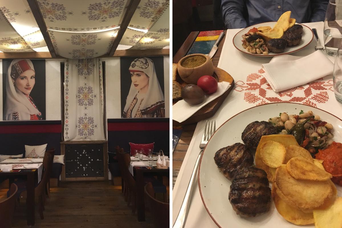Dove mangiare a Sofia - Moma