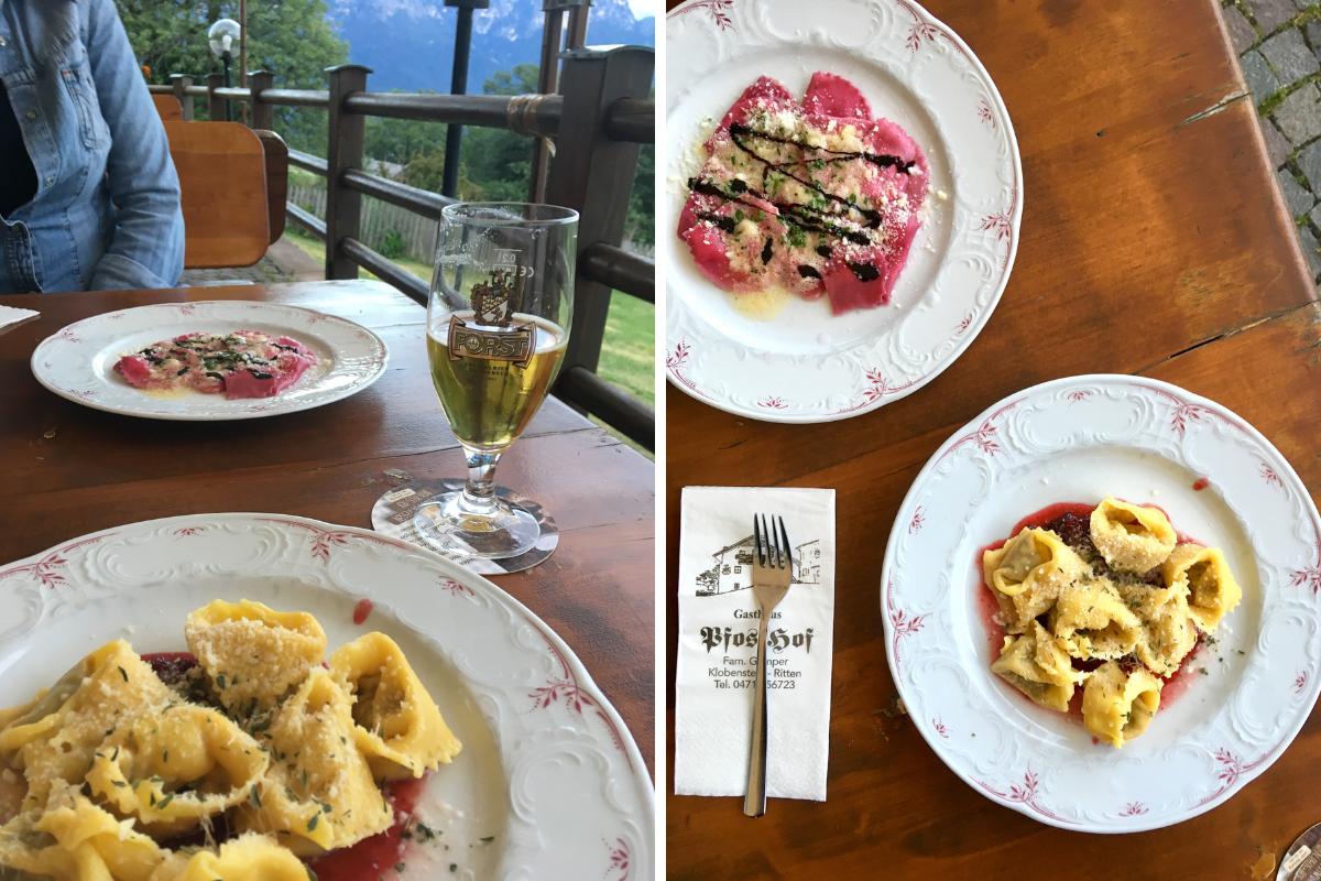 Due giorni a Collalbo (Bolzano) cosa vedere e dove mangiare - Pfoshof
