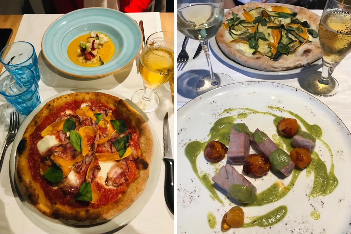 3 ristoranti da una pugliese a Milano (1) Caterina