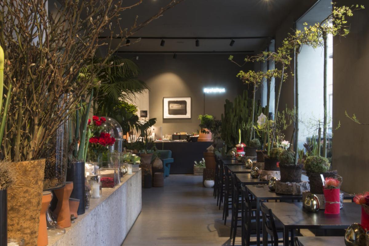 Cosa Cucinare Ad Agosto fiorai con cucina: mangiare tra i fiori a milano - milan