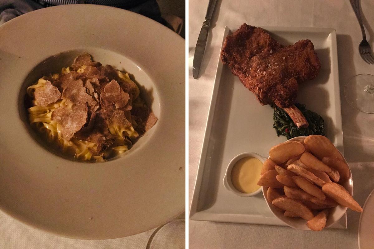 Cena all'aperto al ristorante Al Fresco in Tortona (1)