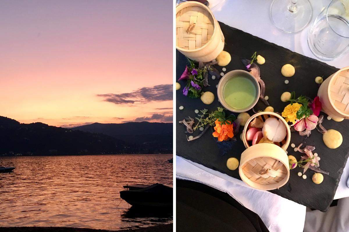 Cena romantica sul Lago Maggiore ad Angera (4)