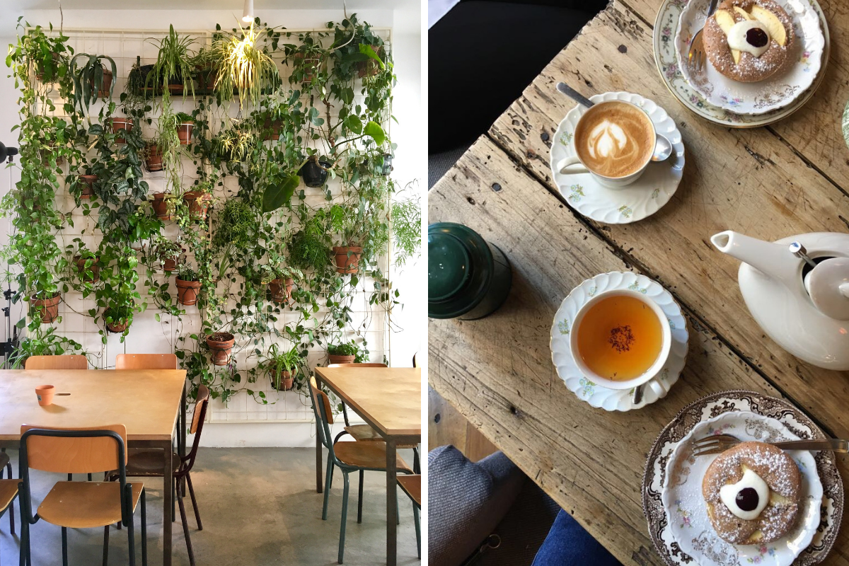 7 most instagram cafès in Milan