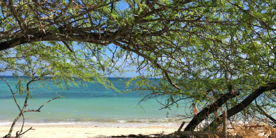 Visitare le Filippine - Buktot beach (Mindoro)