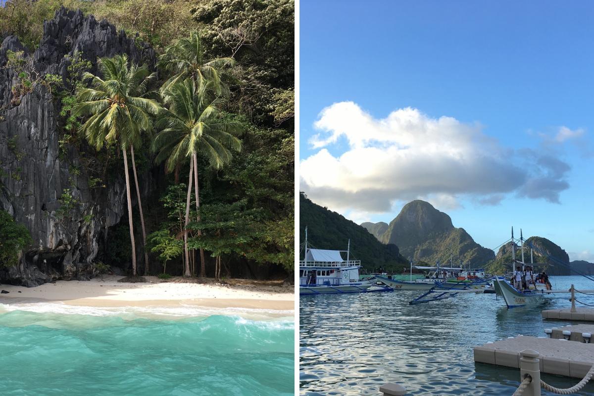 Visitare le Filippine - El Nido