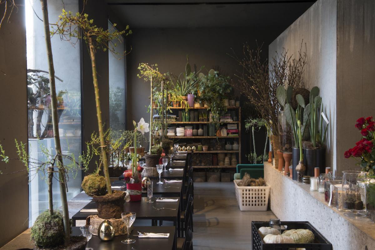 Potafiori Milano, ristorante e fiori in Porta Romana
