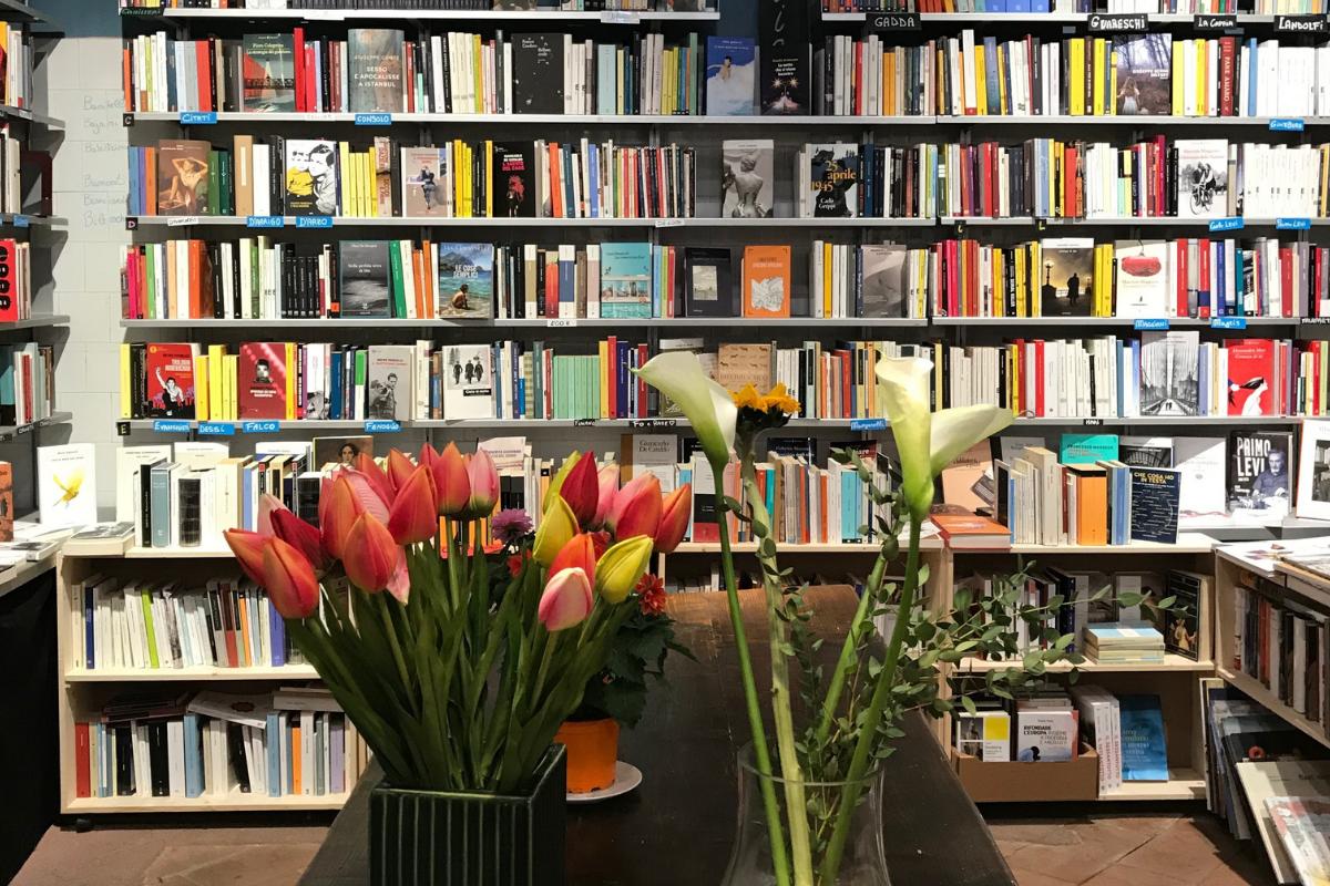 Librerie con cucina (2) Libreria del mondo offeso