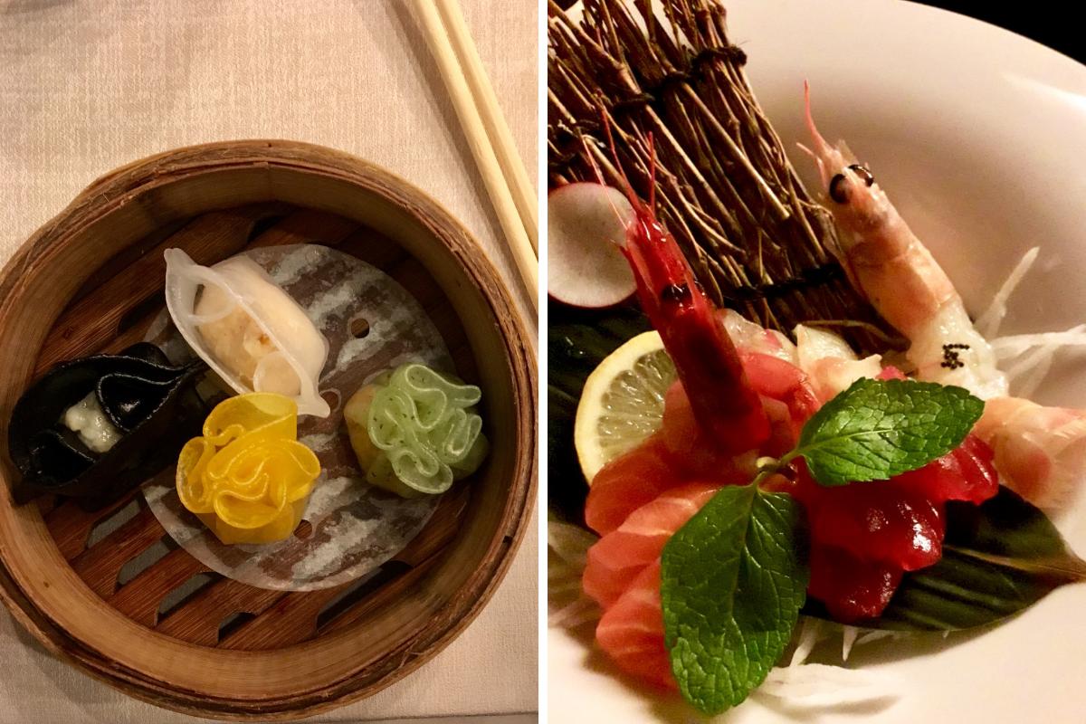 I miei ristoranti preferiti del 2019 Hanabi sushi