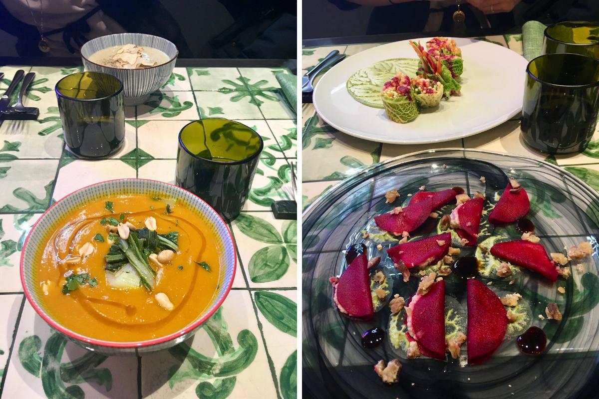 Ristoranti vegetariani a Milano, Solo Crudo Repubblica