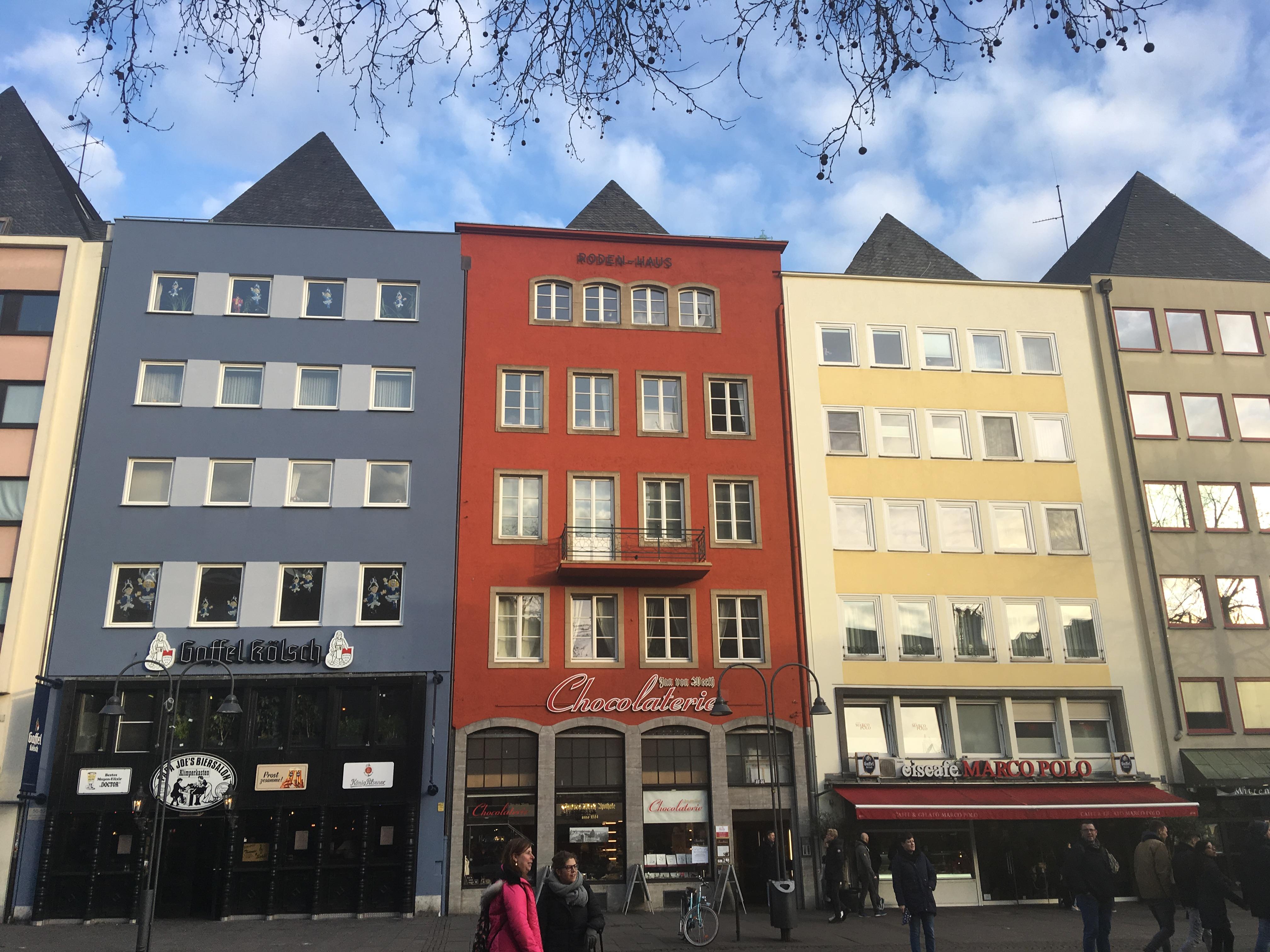 Dove mangiare a Colonia in Germania e cosa vedere (1)