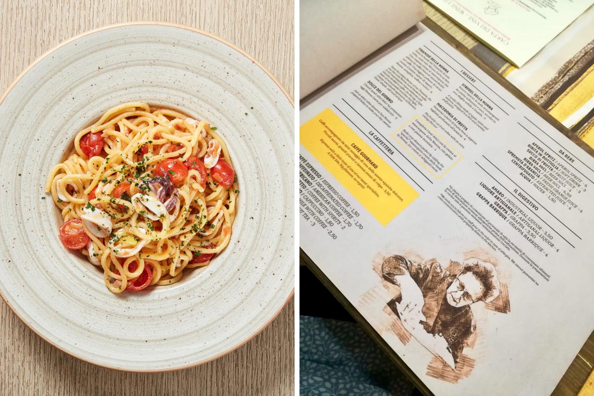 Ristoranti di pasta a Milano - Pasta d'Autore (1)