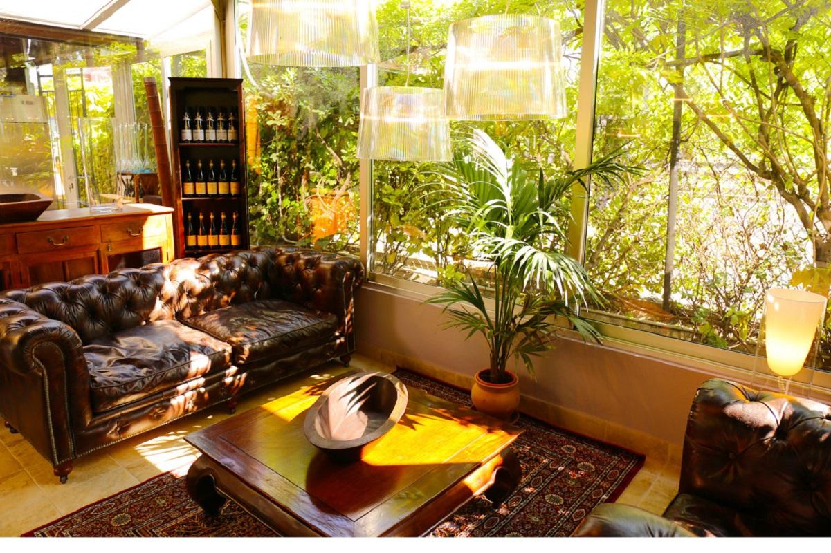 Mangiare all'aperto a Milano - Le Petit Jardin 2