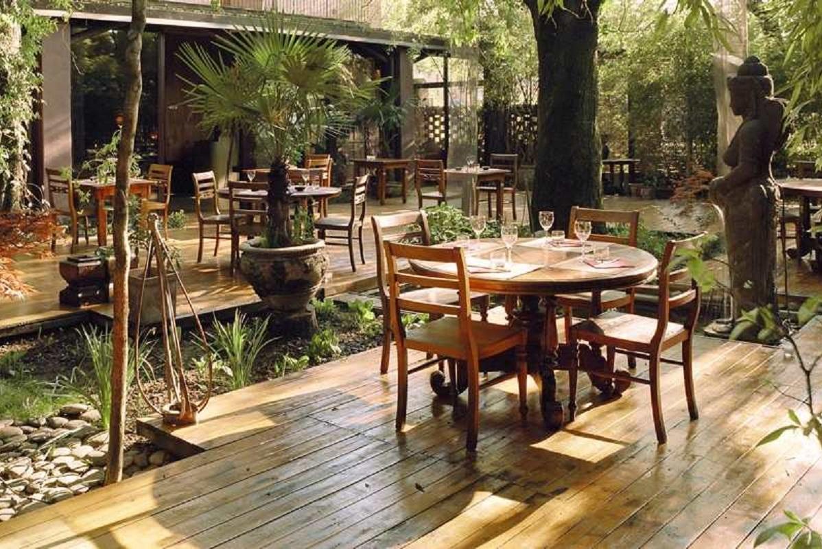 Mangiare all'aperto a Milano - Shambala