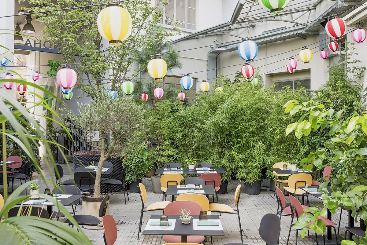 Mangiare all'aperto a Milano - Tenoha