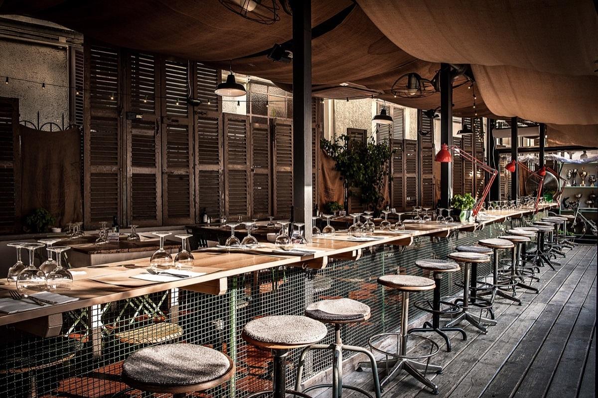Mangiare all'aperto a Milano - U Barba