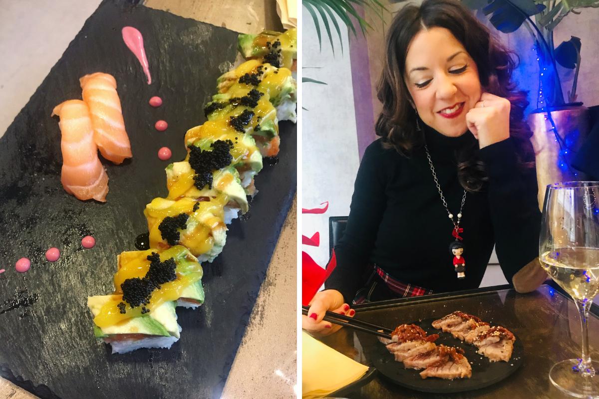 migliori ristoranti giapponesi all you can eat Milano - Mood Sushi Moscova