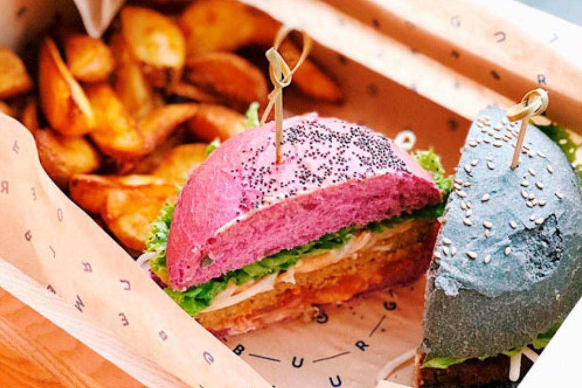 Ristoranti vegetariani e vegani a Milano (6) Flower Burger