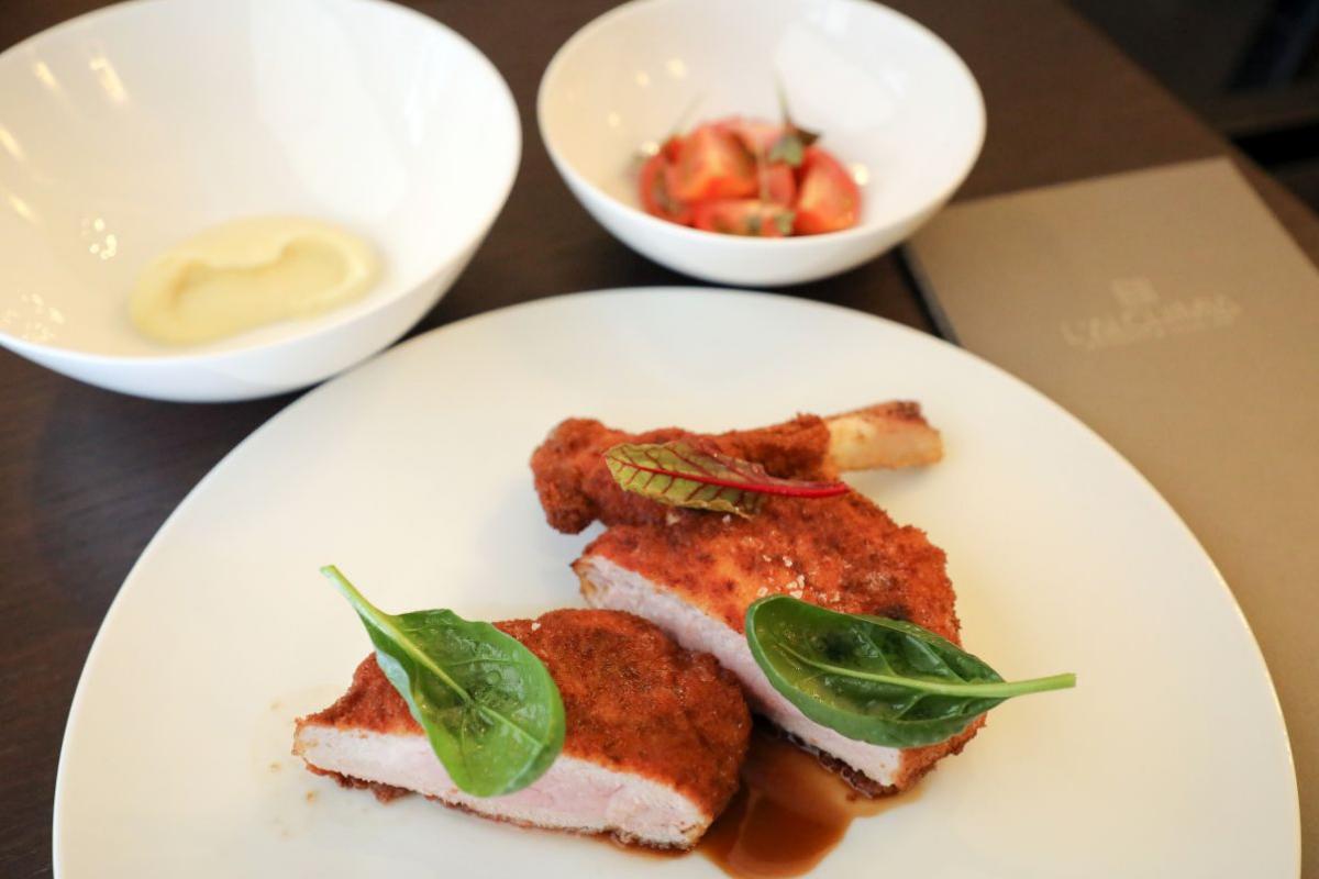 L'Alchimia Milano ristorante stellato 1 stella Michelin recensione (2)