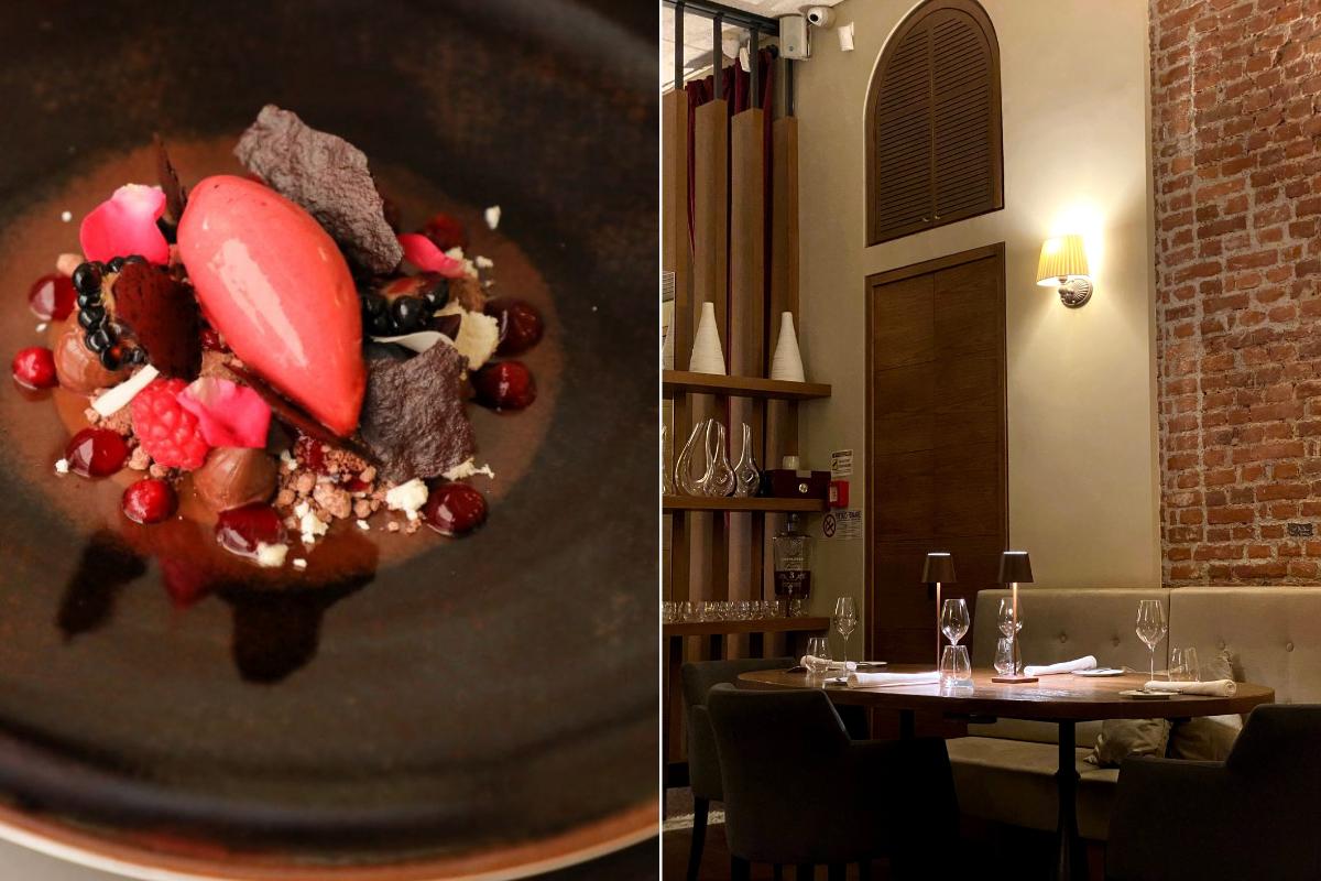 L'Alchimia Milano ristorante stellato 1 stella Michelin recensione (4)