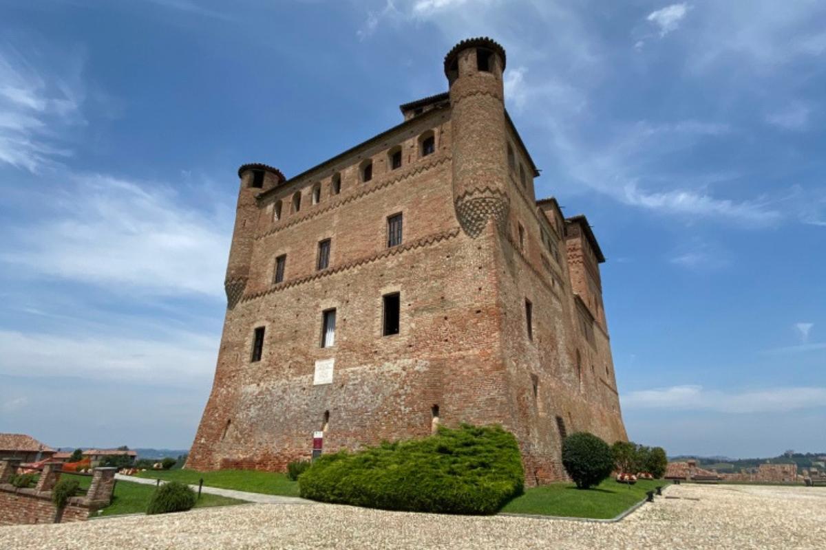 Langhe Monferrato cosa vedere e mangiare - Grinzane Cavour