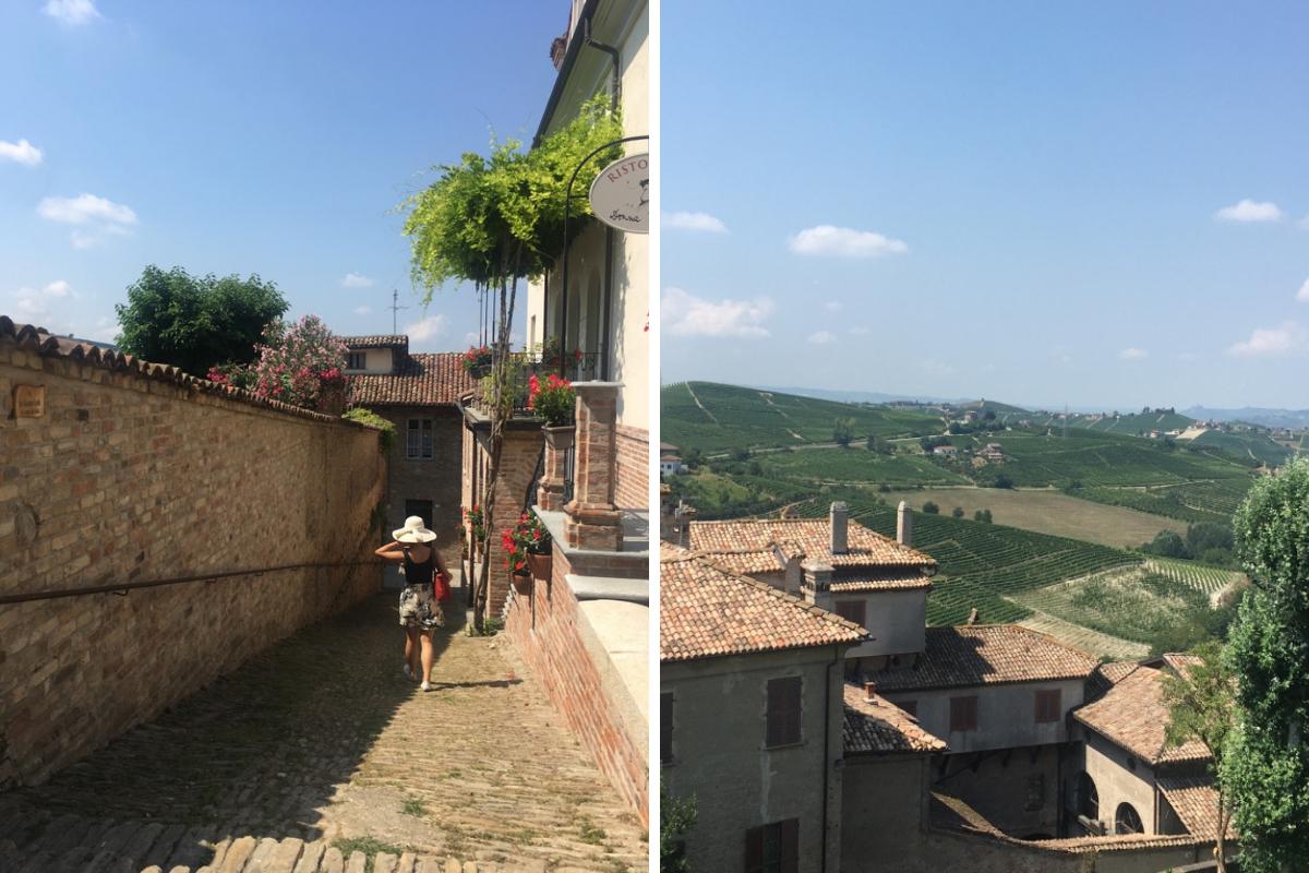 Langhe Monferrato cosa vedere e mangiare - Neive