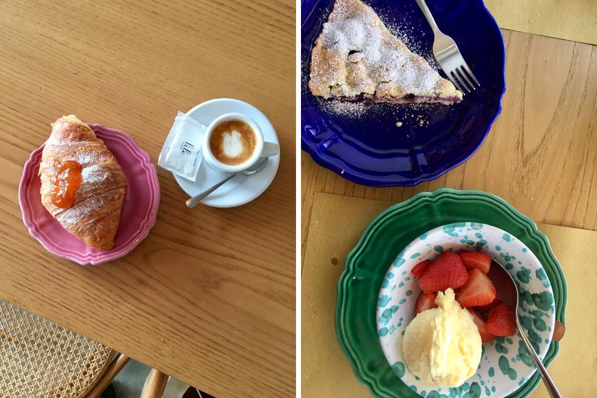 Colazione a Milano dove fare merenda - Lile in Cucina Maciachini
