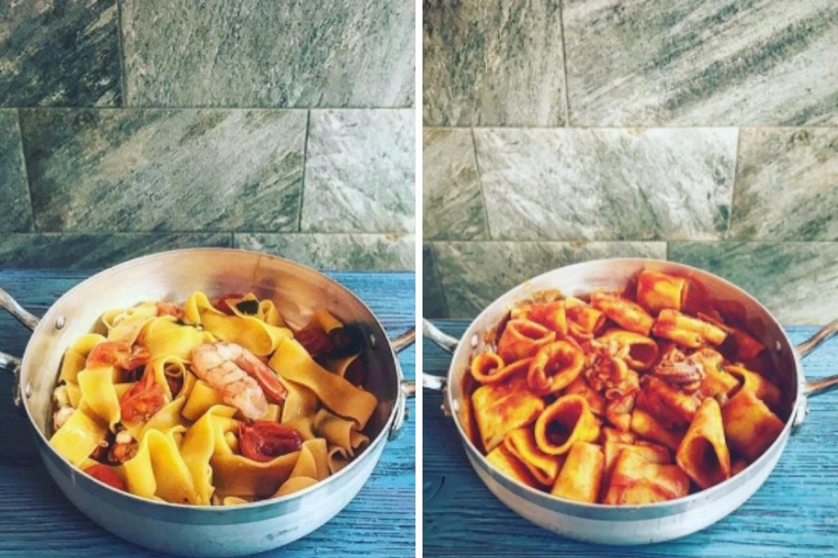 The Fisherman Pasta Milano Brera recensione (2)