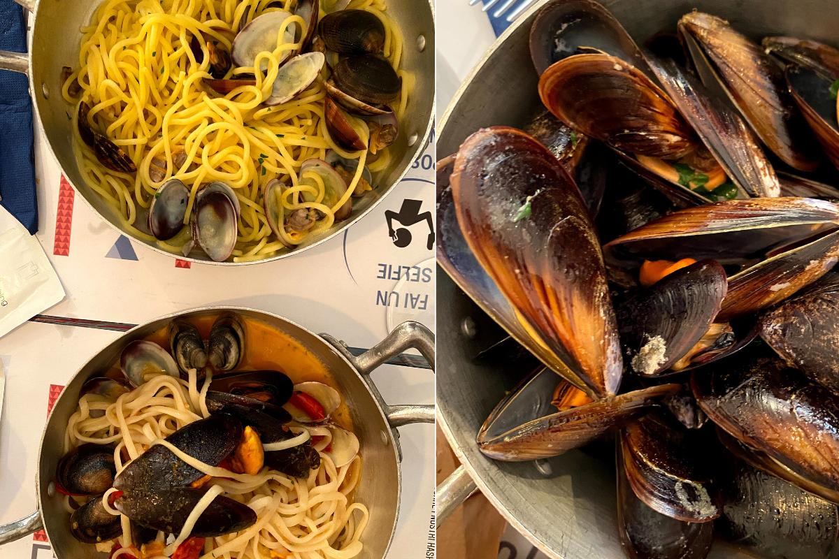 The Fisherman Pasta Milano Brera recensione (3)