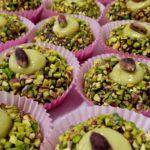 Leccornie Milano dolci vegani al pistacchio