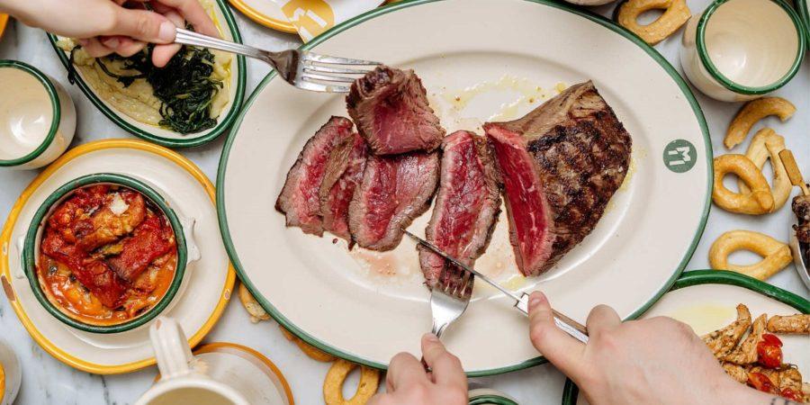 Mannarino ristorante di carne Milano recensione blog