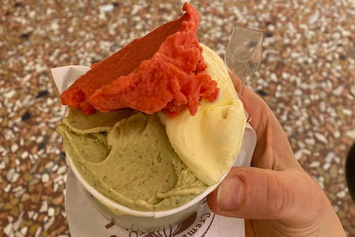 weekend bologna gelato
