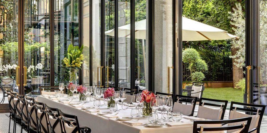 ristoranti eleganti milano