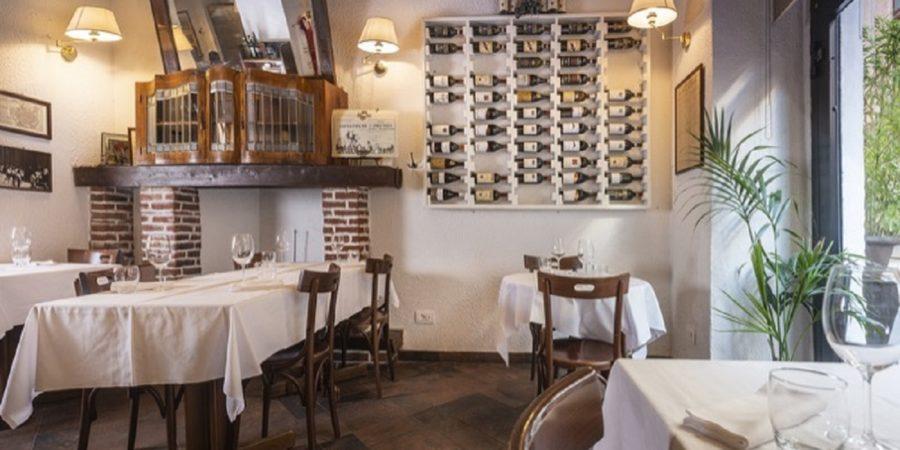 Ristoranti Milano Conchetta, Osteria Conchetta localee